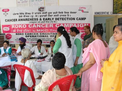 FREE CANCER & MEDICAL CHECK-UP CAMP