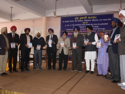 Pingalwara released Six books and documentary film